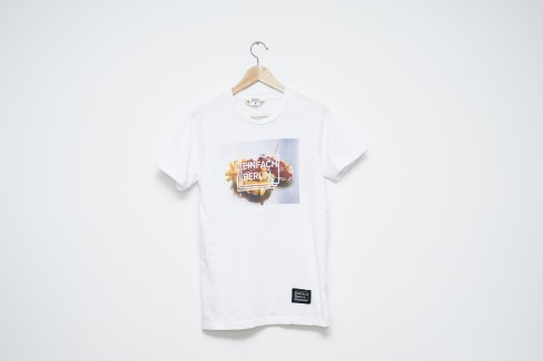 Summer Tee Curry Wurst print