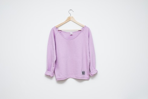 Pink Summer Sweatshirt